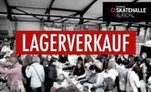 Spazio - der Lagerverkauf in der Skatehalle Aurich! @ Playground Skatehalle Aurich e.V. | Aurich | Niedersachsen | Deutschland