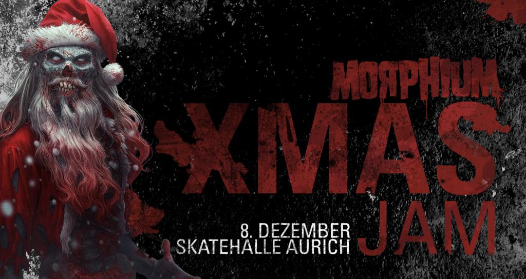 Morphium X-Mas Jam 2018 @ Playground Skatehalle Aurich e.V. | Aurich | Niedersachsen | Deutschland