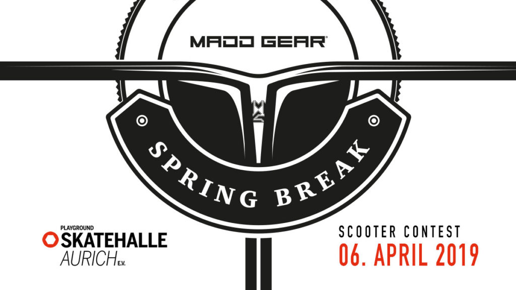 Spring Break - Scooter Contest @ Playground Skatehalle Aurich e.V.   Aurich   Niedersachsen   Deutschland